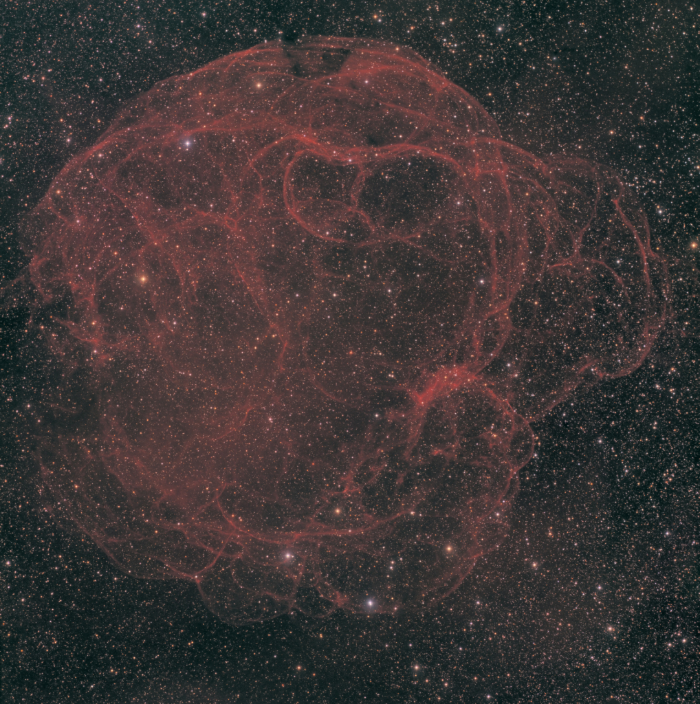 Planetary nebulae and supernova remnants
